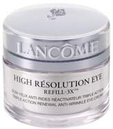 Lancôme High Resolution Eye Refill-3X Triple Action Renewal Anti-Wrinkle Eye Cream/0.5 oz.