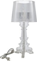 clear Plutus Brands Plutus Petit Table Lamp in Color