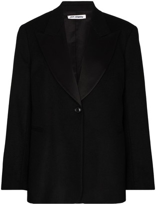 Our Legacy Boxy button-up blazer