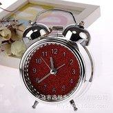 JinRou Alarm clock JinRou Creative Cute Cartoon Alarm Clock Kids Students Children Gift