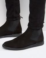 Zign Nubuck Chelsea Boots