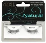 Ardell Eyelash 135 Black 1pr