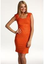 Type Z Romie Dress (Orange) - Apparel