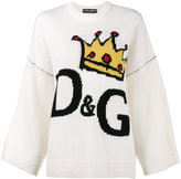 Dolce & Gabbana crown sweater