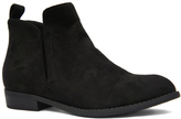 City Classified Black Rudder Bootie