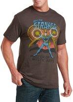 True Nation Dr. Strange Mystic Arts Big & Tall Short Sleeve Graphic T-Shirt (4XLT, )