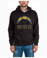 Junk Food Clothing Men's San Diego Chargers Wing-T Formation Hoodie