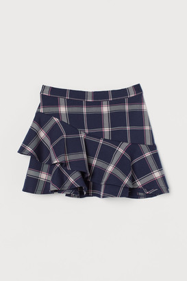 H&M Flounced Skirt - Blue
