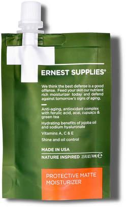 Ernest Supplies Protective Matte Moisturizer Tech Pack, 2.5 oz./ 74 mL