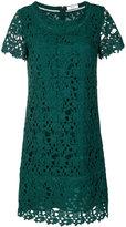 Blugirl lace T-shirt dress