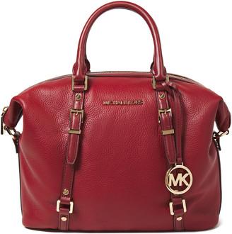 MICHAEL Michael Kors Pebbled-leather Tote