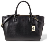 Lauren Ralph Lauren Newbury Collection Stefanie Satchel