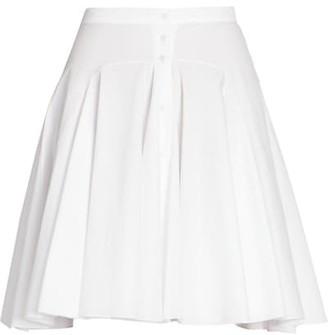 Alaia Edition 1987 Basque Poplin Skirt