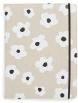 Kate Spade Faye Floral Notepad Folio - Beige