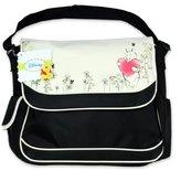 Disney Winnie the Pooh Large Garden Print Flap Diaper Bag