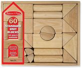 Melissa & Doug Standard Unit Block Set