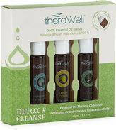 Upper Canada Detox and Cleanse Three-Pack Roll-On Blends