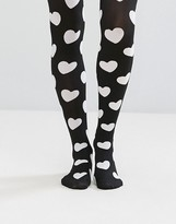Emilio Cavallini Heart Tights