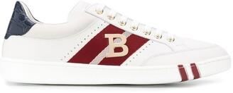 Bally Logo Low-Top Sneakers