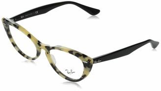 Ray-Ban Women's Rx4314v Cat Eye Optical Prescription Eyewear Frames
