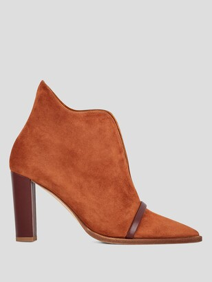 Malone Souliers 85mm Clara Heeled Ankle Boots