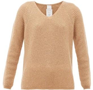 MAX MARA LEISURE Posato Sweater - Womens - Gold