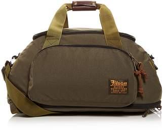 Filson Nylon Duffle Backpack