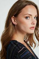 BCBGeneration Three-Piece Stud Earring Set - Silver