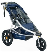 Burley Design Solstice Jogging Stroller, Navy