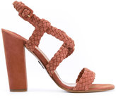 Paul Andrew Elizabet 105 sandals - women - Goat Skin/Leather/Kid Leather - 40