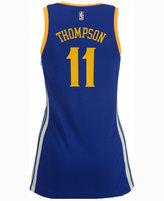 adidas Women's Klay Thompson Golden State Warriors Replica Jersey