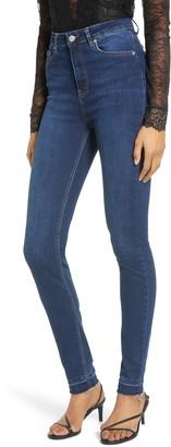 NA-KD Released Hem Skinny Jeans