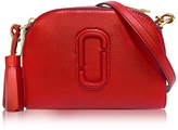 Marc Jacobs Shutter Lava Red Leather Small Camera Bag