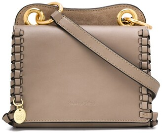 See by Chloe Leather Stitch Bag