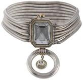 2000s Multi-Chain Choker Necklace