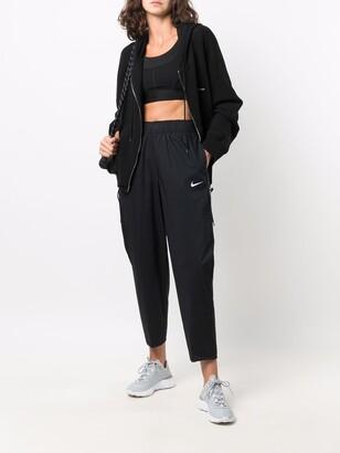 Nike High-Rise Curve Track Pants