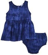 Splendid Girls' Tie Dye Stripe Dress & Bloomers Set - Baby