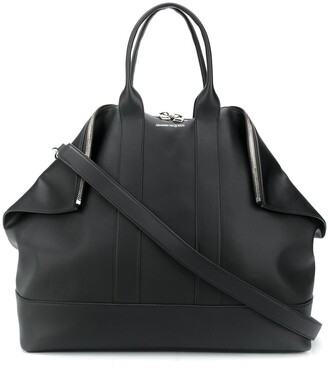 Alexander McQueen East West De Manta tote bag