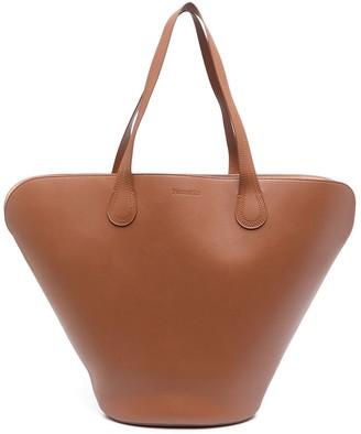 Nanushka Juno faux-leather tote bag