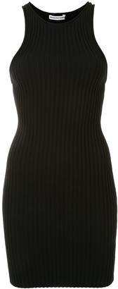 Alexander Wang Ribbed Knit Dress
