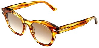 Tom Ford Unisex Ft0629 49Mm Sunglasses