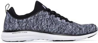 APL Athletic Propulsion Labs TechLoom Phantom lace-up sneakers