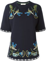 Tory Burch 'Ainsley' tunic top