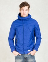 Silas Blue Light Mountain Parka