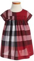 Burberry Toddler Girl's Ariadne Check Dress