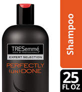 Tresemme Expert Selection Perfectly (un)Done Silicone Free Shampoo