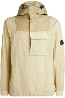 C.P. Company Contrast Pullover Utility Jacket