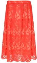 Darling Rosalia Flared Midi Skirt