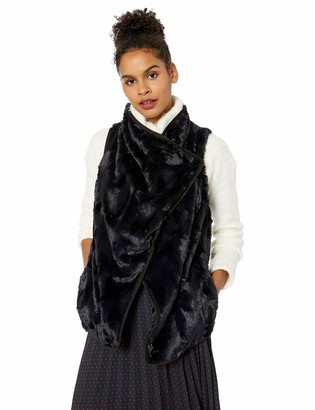 Jack by BB Dakota Junior's Most Valuable Layer Soft Vest with Faux Suede Binding