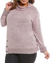 Westbound Plus Cozy Sweatshirt Top